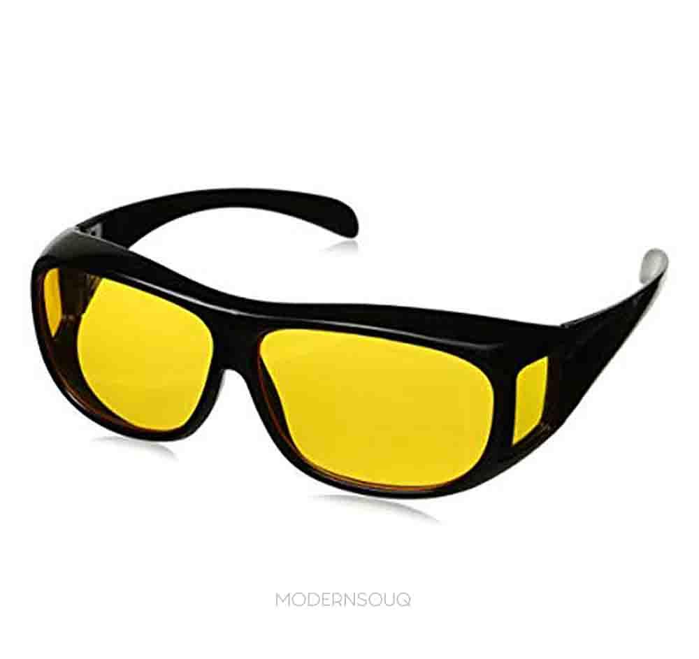 أهمية ارتداء نظارات الرؤية الليلية