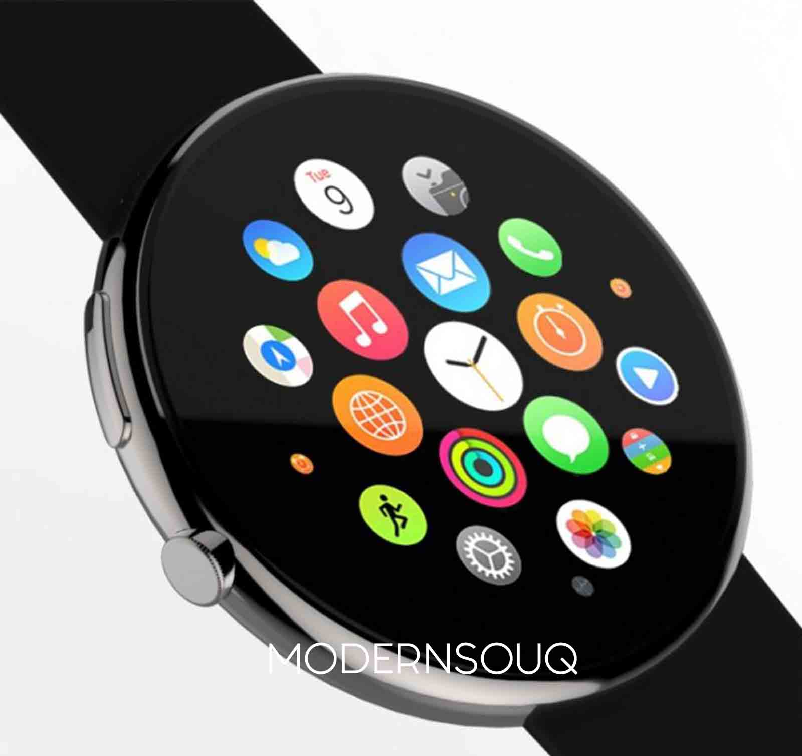 59b6b45ea ساعة أبل Apple Watch - مودرن سوق