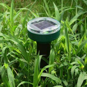جهاز لطرد الحشرات بالطاقة الشمسية